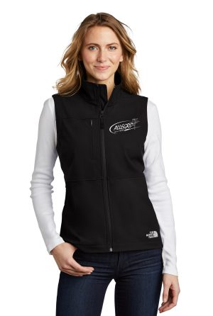 North Face Ladies Castle Rock Soft Shell Vest
